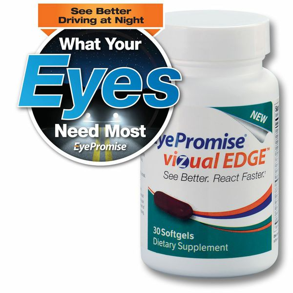 What Your Eyes Need Most
