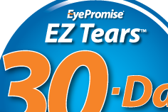 ez tears 30-day logo