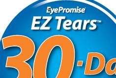 ez tears 30-day logo