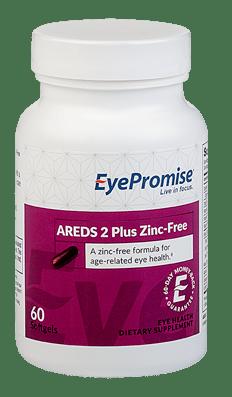EyePromise AREDS 2 Plus Zinc-Free