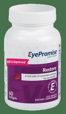 New & Improved EyePromise Restore
