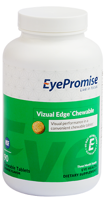 EyePromise Vizual Edge Chewable