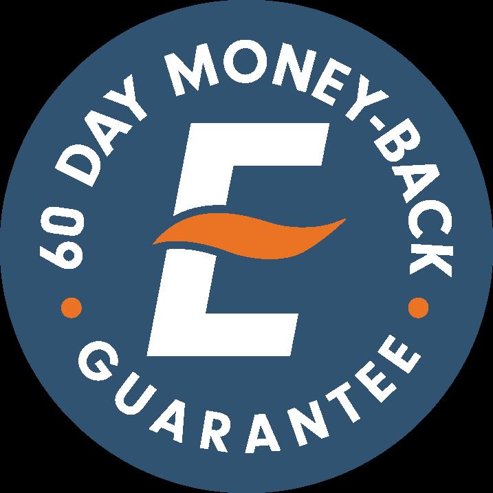 EyePromise 60 Day Money-back Guarantee