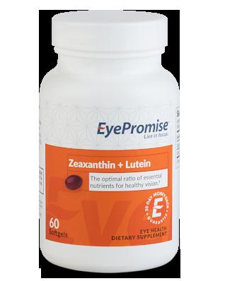 EyePromise Zeaxanthin Plus Lutein